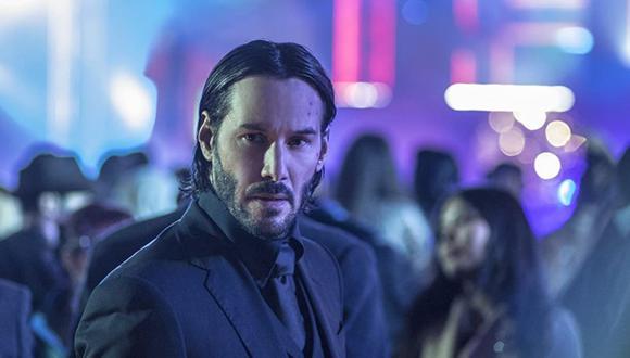 Keanu Reeves en uno de sus papeles más emblemáticos: John Wick. (Foto: Lionsgate)