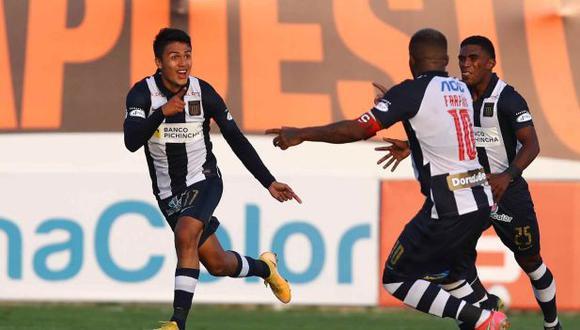 """Concha tras triunfo de Alianza Lima: """"Ya aseguramos Copa Libertadores, ahora tenemos que ir por la Fase 2″"""