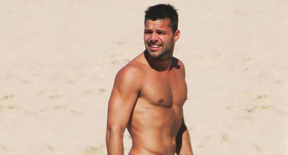 Ricky Martin: revelan su candente foto en serie American Crime Story