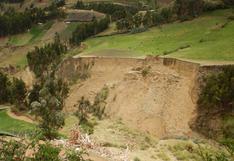 La Libertad: Ingemmet recomienda reubicar predios ubicados al borde de quebrada Río Blanco