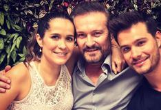Arturo Peniche: Su hijo Brandon no sabía que sus padres estaban separados | VIDEO