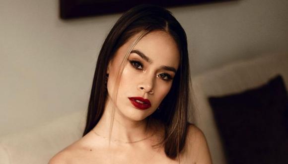 Jossmery Toledo habló sobre el ex de Milena Zárate. (Foto: Instagram @jossmerytol)