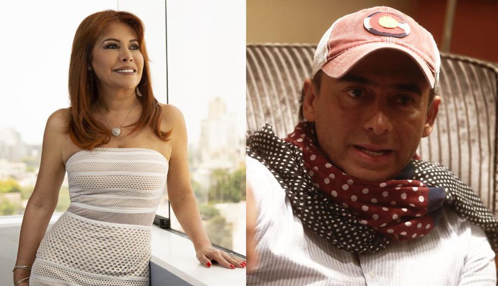 Magaly Medina no teme demanda de Adal Ramones por 'copiar logo de su programa'. (Foto: GEC)