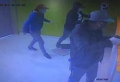 Cusco: Ladrones armados se tapan cara con mascarillas y roban 50 mil soles de casa de cambio