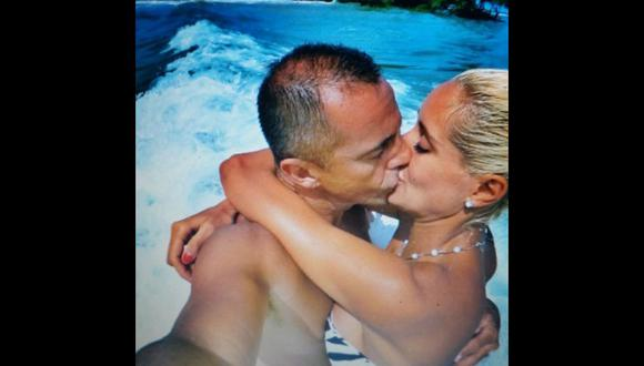 Brenda Carvalho y Julinho