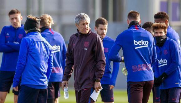 Barcelona vs. Granada: Riqui Puig, Ter Stegen y Arthur, son las sorpresas en la primera convocatoria del DT Quique Setién