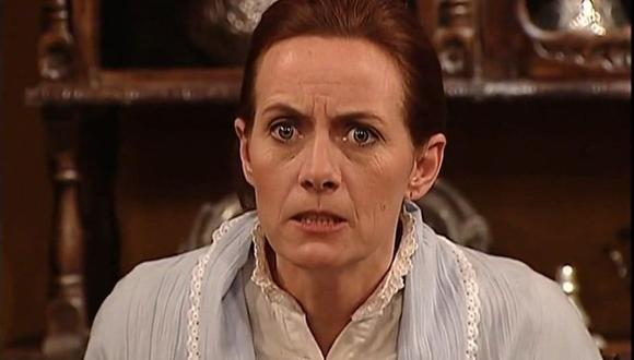 En la trama, Gabriela Acevedo fue esposa de Bernardo Elizondo. (Foto: Telemundo)