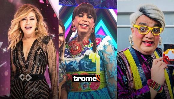 Llegó el rating: ¿Cuántos puntos lograron Reinas del Show, El Reventonazo, JB en ATV y La Voz?