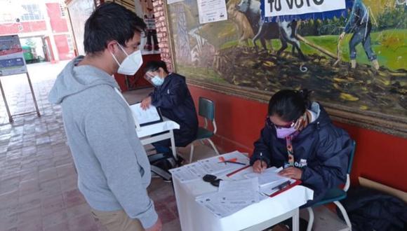 Más de 24 millones de peruanos elegirán el 6 de junio al próximo presidente de la República. (Foto: ONPE)