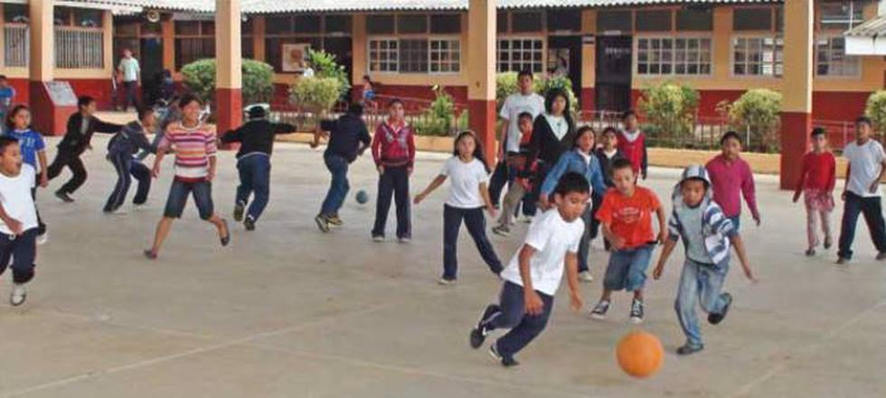 Escolares: La importancia del recreo en los niños [VIDEO y FOTOS] | FAMILIA  | TROME