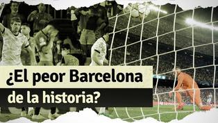 FC Barcelona, del martirio de Messi a la decepción en Champions League