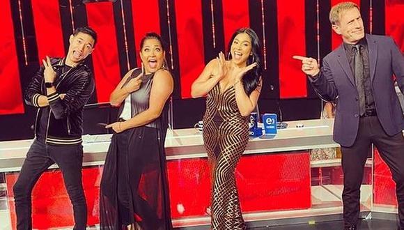 """Tony Succar y Mauri Stern continuarán como jurados en la nueva temporada de """"Yo Soy"""". (Foto: @katiapalmam17)"""