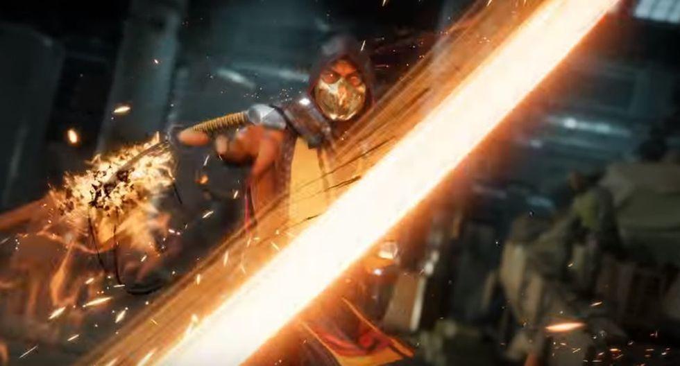El esperado juego de Mortal Kombat 11 reveló su primer material audiovisual en YouTube.  (Foto: Captura de YouTube)