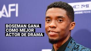 Golden Globes 2021: ¿De qué trata la película con la que Boseman ganó un premio póstumo?