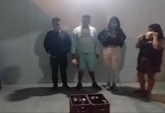 Trujillo: Detienen a cinco personas que bebían en velorio de padre de los cabecillas de la banda 'Los Pulpos' | VIDEO