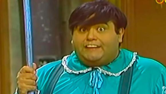 """Ñoño era un niño que era víctima de burlas por su sobrepeso. Era el único hijo del Señor Barriga en """"El Chavo del 8"""" (Foto: Televisa)"""
