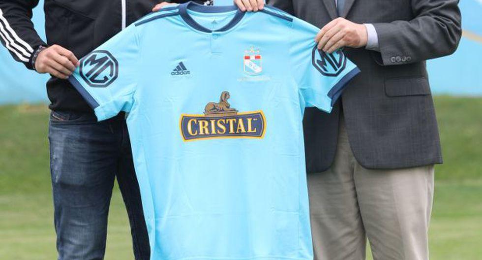 [FOTO VIRAL] Sporting Cristal: Revelan la nueva camiseta del 2020 con increíble cambio de tono de color