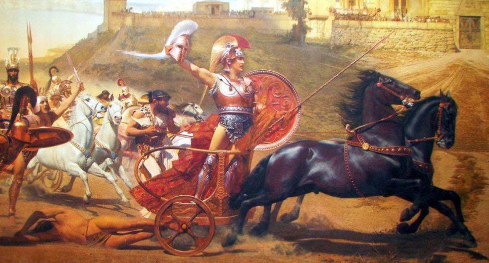 El mito del talón de Aquiles.