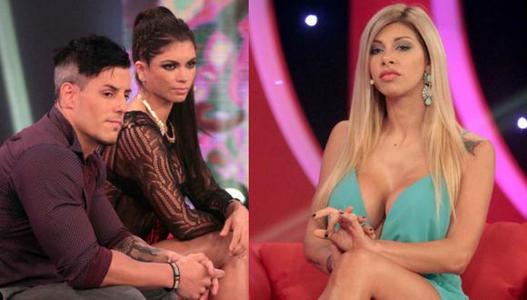 Giannina Luján arremete contra Xoana González por supuesta infidelidad
