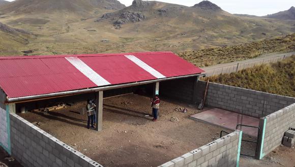 Agro Rural construirá más de 4 mil cobertizos y fitotoldos para proteger de las bajas temperaturas a unas 241 mil cabezas de ganado; así como la producción de hortalizas destinadas a la seguridad alimentaria en 13 regiones. (Foto: Agro Rural)