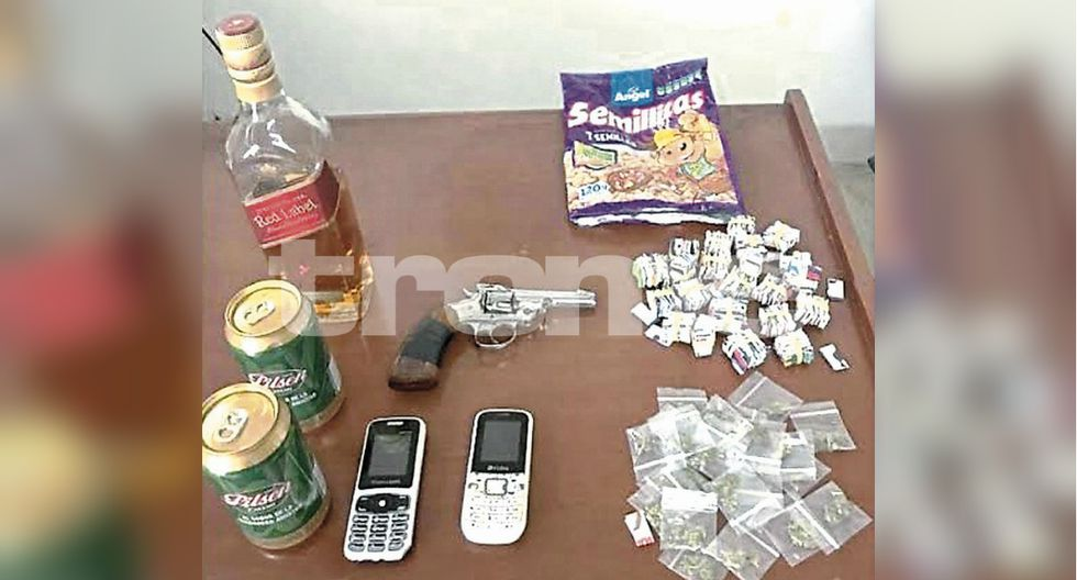 Cae 'Cali pachanguero', colombiano buscado por robo y venta de droga en Surquillo