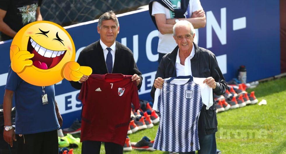 Entrenamiento de River Plate