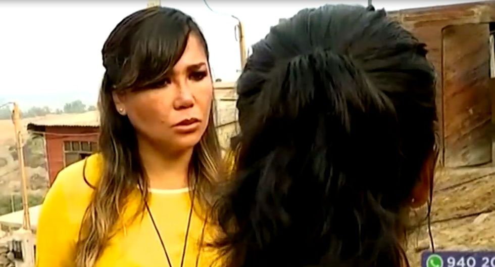 Denuncia que adolescente de 15 años intentó abusar de su hijita de cuatro | Latina | TROME