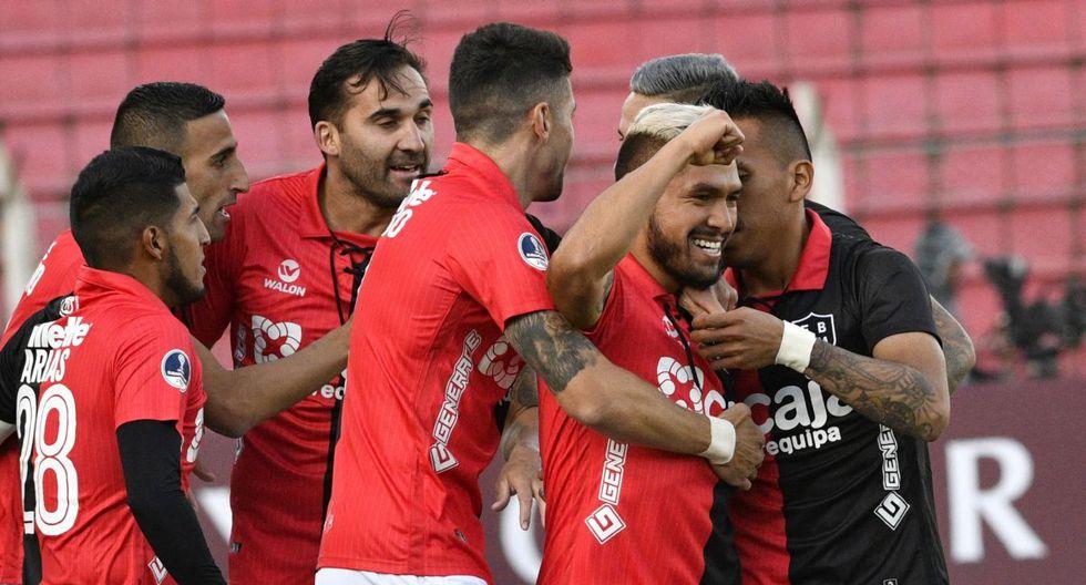 Melgar vs Nacional Potosí, por primera fase ida de Copa Sudamericana