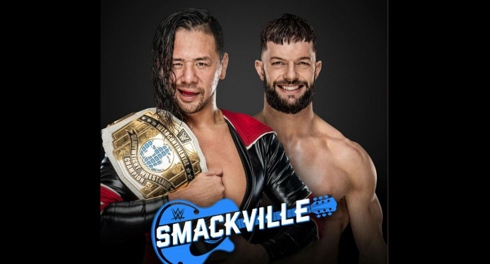 WWE realizará el evento especial Smackville (WWE)