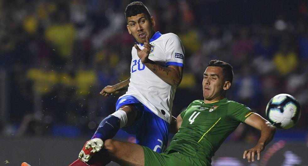 Con goles de Coutinho, Brasil ganó 3-0 a Bolivia en el debut en la Copa América 2019