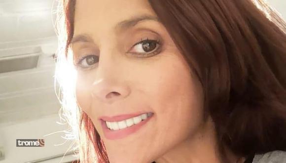 Giselle Collao, actriz y conductora peruana. Su fama inicial se la debe a la serie 'Mil Oficios'. Hoy está en 'La banda del Chino'.