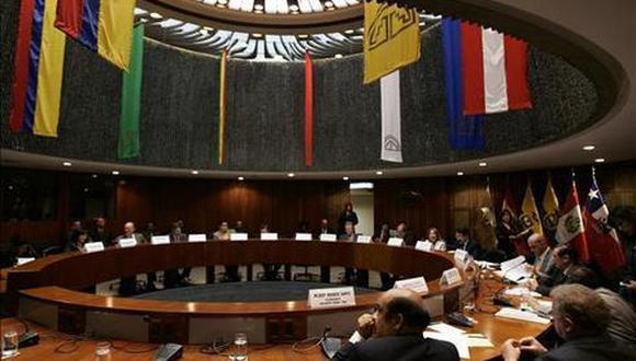 Sede del Parlamento Andino.