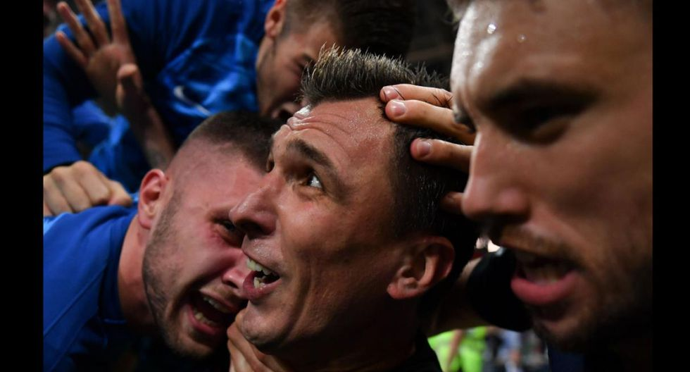 Croacia y el fotógrafo 'aplastado' en el Mundial: Conoce el gesto croata lleno de generosidad y pasión