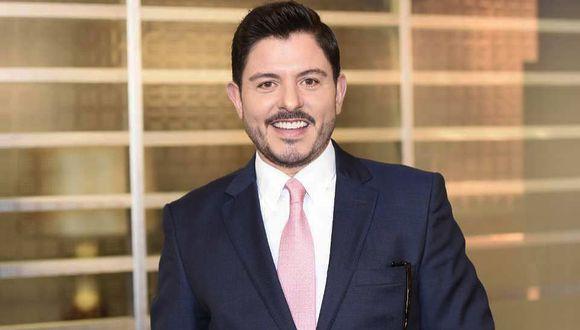 Ernesto Laguardia dejó Telvisa para irse a Tv Azteca.