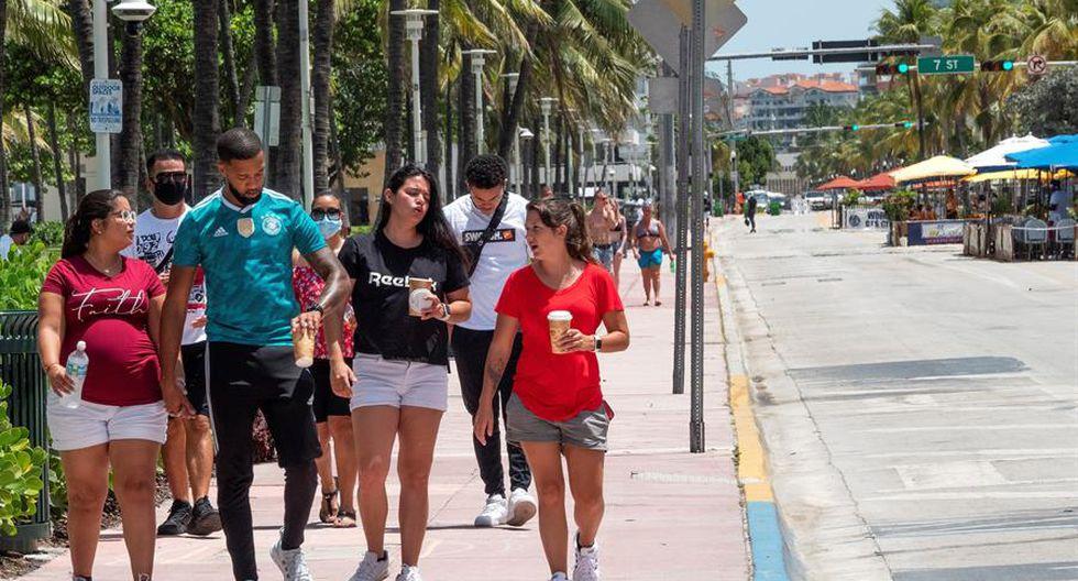 Imagen referencial. En señal del deterioro de la situación, el mayor grupo de hospitales de Miami, el Jackson Health System, anunció el miércoles una nueva suspensión de las cirugías no urgentes. (EFE/EPA/CRISTOBAL HERRERA).