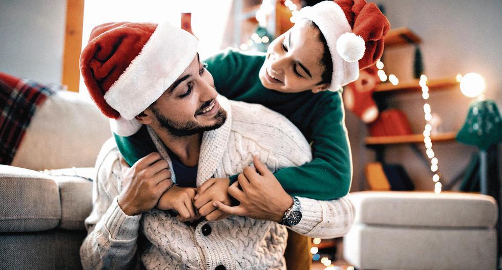 Organízate con tu expareja para que tu hijo pase una feliz Navidad.