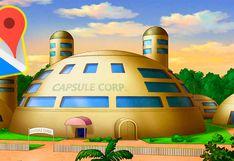 "¿Realmente existe la ""Capsule Corp"" de Dragon Ball Z? Esto dice Google Maps"