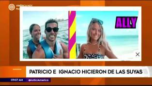 Patricio Parodi: ¿Quién es la rubia con la que se muestra disfrutando en la playa?