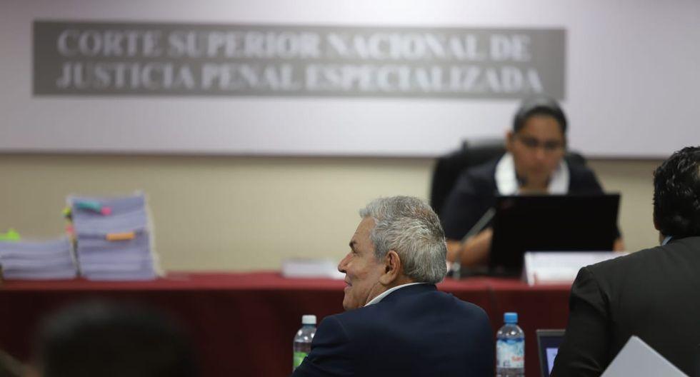 El abogado de Luis Castañeda pidió disculpas por lo ocurrido. (Foto: El Comercio).