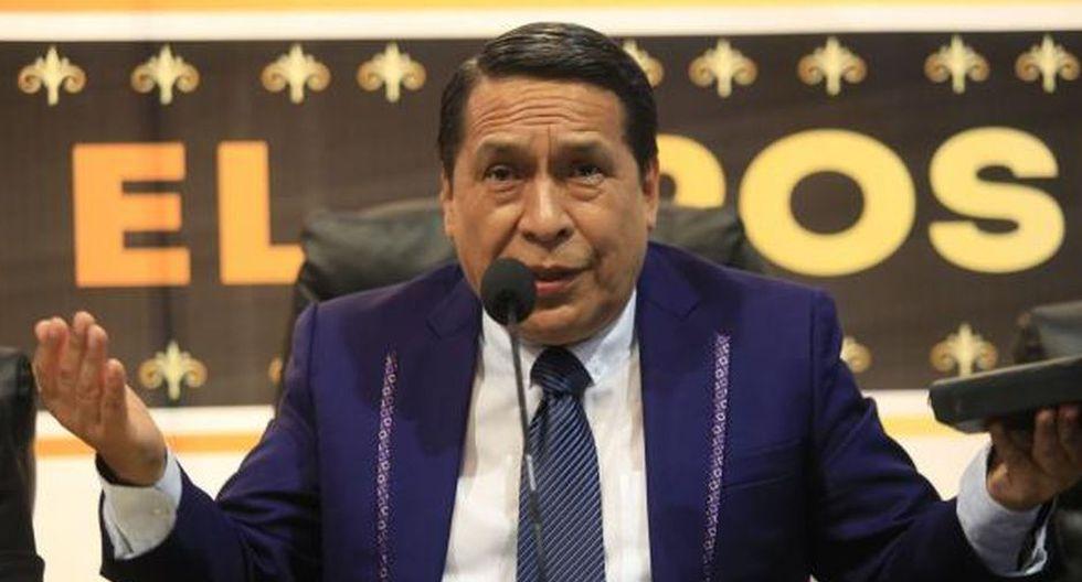 Alberto Santana renunció a la iglesia El Aposento Alto