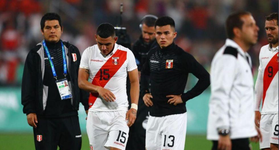 Perú se dejó empatar 2-2 por Honduras en los minutos de descuento y se complica en los Panamericanos