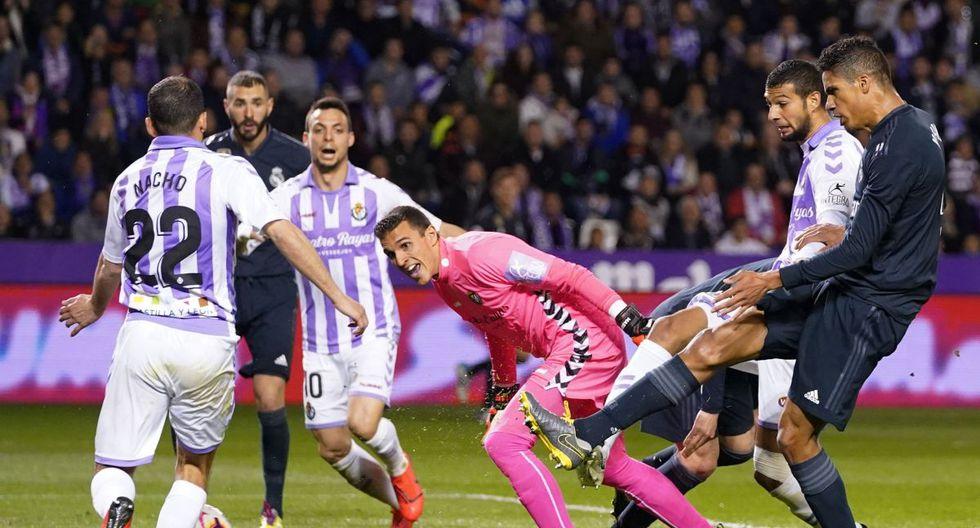 Real Madrid vs Real Valladolid: Partido por la Liga Santander