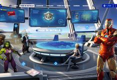 Fortnite temporada 4: El Pase de Batalla con personajes de Marvel que llegaron al Battle Royale [VIDEO]