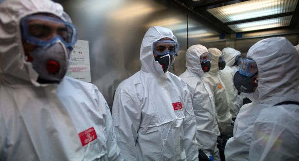 832 muertos en España por coronavirus, un nuevo récord diario de víctimas por pandemia