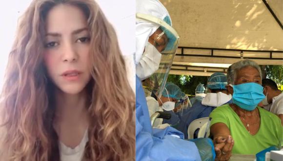 Shakira pide a su natal Barranquilla ser más cívica ante impulso del COVID-19. (Foto: Twitter @alcaldiabquilla)