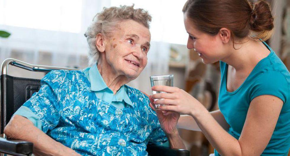 Es importante cuidar, querer y respetar a los ancianos.