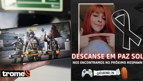 Jugadora de Call of Duty Mobile falleció tras sufrir el feroz ataque de otro gamer