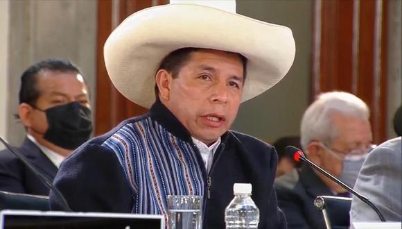 El presidente Pedro Castillo durante su participación en la VI Cumbre de la Celac en México. Su participación en las sesiones de la PCM es escasa. (Foto: @SRE_mx)