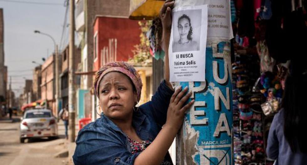 Mujeres desaparecidas: Este fin de semana se realizará performance