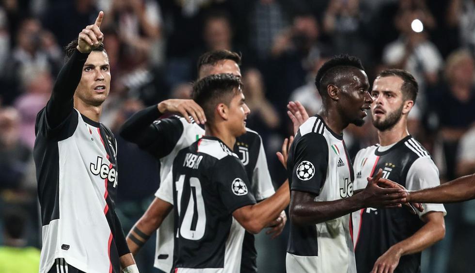 Juventus vs Bayer Leverkusen, por Champions League